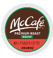 McCafe - Decaf Premium Roast K-Cup Packs