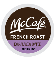 McCafe - French Roast K-Cup Packs