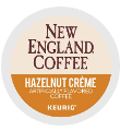 New England Coffee - Hazelnut Crème K-Cup Packs