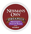 Newman's Own Organics - French Roast K-Cup Packs