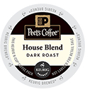 Peet's Coffee & Tea - House Blend K-Cup Packs