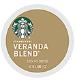 Starbucks® - Veranda Blend K-Cup Packs