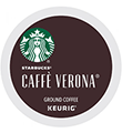 Starbucks® - Caffé Verona K-Cup Packs