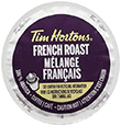 Tim Horton's - French Roast K-Cup Packs