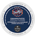 Timothy's - Cinnamon Pastry  K-Cup Packs
