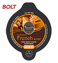 Tully's - Decaf French Roast Bolt™ Packs