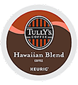 Tully's - Hawaiian Blend K-Cup Packs