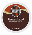 Tully's - House Blend K-Cups
