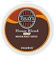Tully's - Decaf House Blend K-Cup Packs