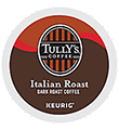 Tully's - Italian Roast K-Cup Packs