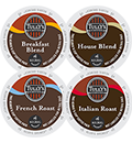 Tully's - Coffeehouse Collection K-Cups