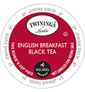 Twinings - English Breakfast Black Tea K-Cup Packs