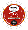 Twinings - Decaf Chai Tea K-Cup Packs