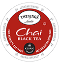 Twinings - Chai Tea K-Cup Packs