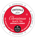 Twinings - Christmas Black Tea K-Cup Packs