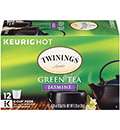 Twinings - Jasmine Green Tea K-Cup Packs