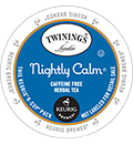 Twinings - Nightly Calm Tea K-Cup Packs