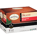Twinings - Organic & Fair Trade Breakfast Blend Tea K-Cup Packs