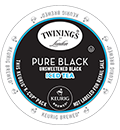 Twinings - Pure Black Iced Tea K-Cup Packs