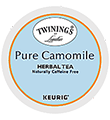 Twinings - Pure Camomile Herbal Tea K-Cup Packs