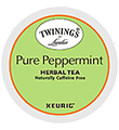 Twinings - Pure Peppermint Herbal Tea K-Cup Packs