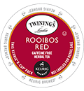 Twinings - Pure Rooibos Herbal Tea K-Cup Packs