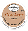 Twinings - Chai Tea Latte K-Cup Packs