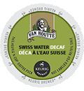 Van Houtte® - Swiss Water Decaf K-Cup Packs
