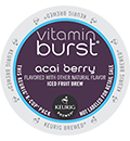 Vitamin Burst - Acai Berry K-Cup Packs