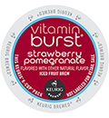 Vitamin Burst - Strawberry Pomegranate K-Cup Packs