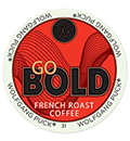 Wolfgang Puck - Go Bold K-Cup Packs