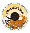 Wolfgang Puck - Vanilla French Toast K-Cup Packs