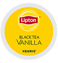 Lipton - Black Tea Vanilla