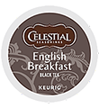 Celestial Seasonings - English Breakfast Black Tea K-Cup Packs