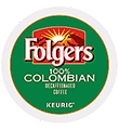 Folgers - Decaf Lively Colombian K-Cup Packs
