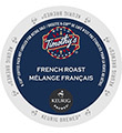 Timothy's - French Roast - K-Cup Packs