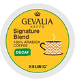 Gevalia - Decaf Signature Blend K-Cup Packs