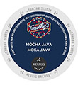 Timothy's - Mocha Java K-Cup Packs