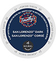Timothy's - San Lorenzo Dark K-Cup Packs