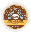 Coffee People - The Original Donut Shop Vanilla Latte
